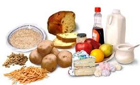 Carbohydrate foods will increase blood sugar levels